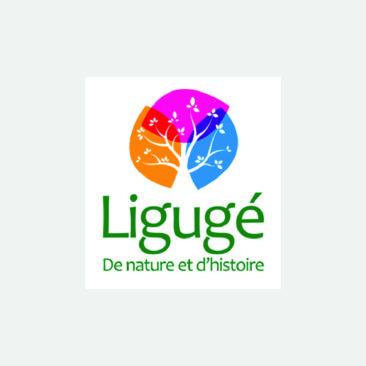 Ligugé logo