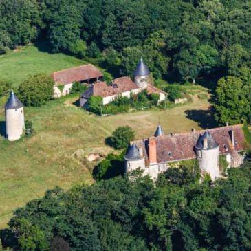 Balade au château de la Brûlonnière à Persac – Samedi 7 juillet – 16h00