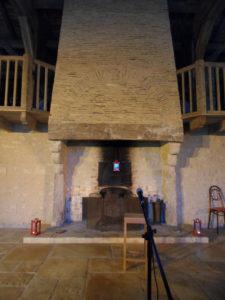 salle du logis des piliers