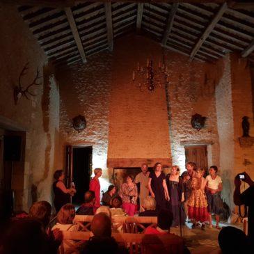 Le Sabbat des contes – Vendredi 12 juillet à 21h00