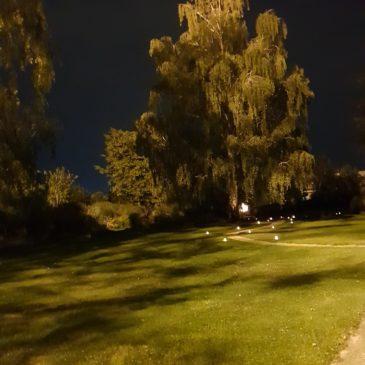 Balade contée au parc de la Roseraie – Samedi 20 juillet à 21h30
