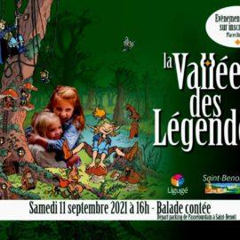 Balade contée au cœur de la vallée des légendes
